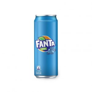 Fanta Blueberry