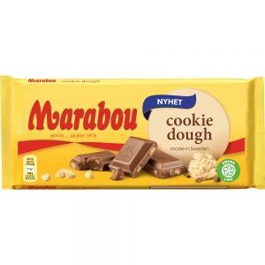 Marabou Cookie Dough 185g