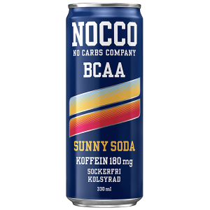 NOCCO Sunny Soda 330ml