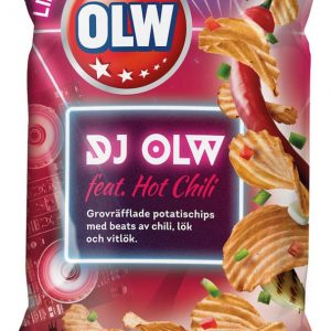 OLW DJ OLW Feat. Hot Chili - 250g