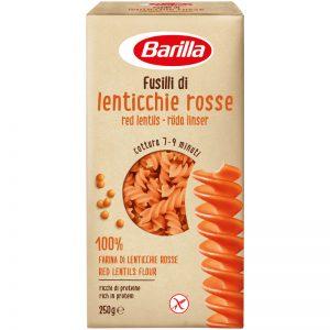 Pasta Fusilli Röda Linser - 24% rabatt