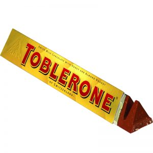 Toblerone Bar - 48% rabatt