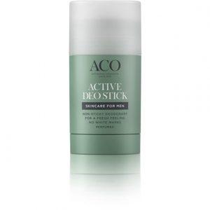 ACO Active Deo Stick Deodorant för män. 75 ml