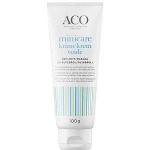 ACO Minicare Cream 60% Oparfymerad 100 g
