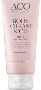 Aco Body cream rich 200 ml