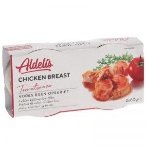 Kycklingbröst i tomatsås 2-pack - 20% rabatt