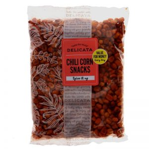 Majssnacks Chili - 26% rabatt