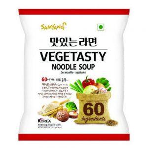 Samyang Vegetasty Noodle Soup 110g