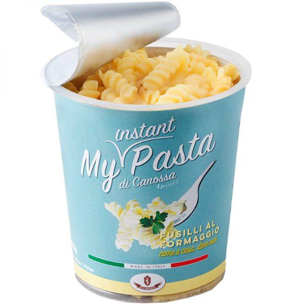 Snackpot Pasta Fusilli Al Formaggio - 40% rabatt