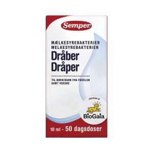 Biogaia Droppar Semper - 10 ml
