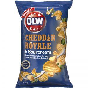 Cheddar Royale & Sourcream - 32% rabatt