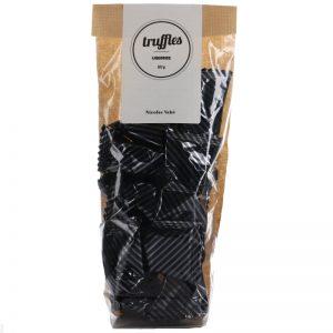 Chocolate Liquorice Truffles - 87% rabatt