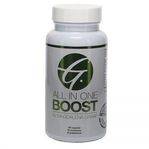 All in One Boost Kosttillskott - 50% rabatt