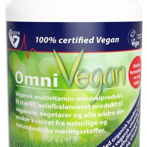 Biosym Omnivegan - 90 Tabletter