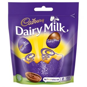 Cadbury Dairy Milk Mini Eggs 77g
