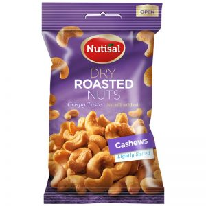 Cashew Dry Roasted Salted - 43% rabatt