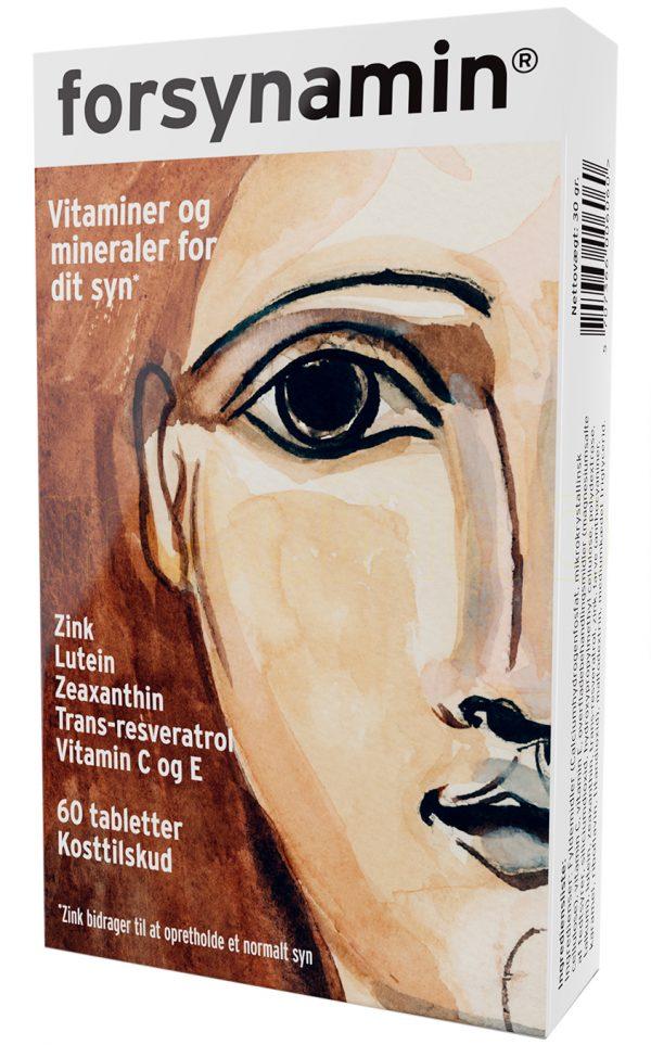 Forsynamin - 60 Tablet