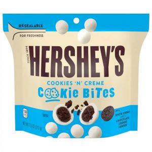 Hersheys Cookies N Creme Cookie Bites 212g