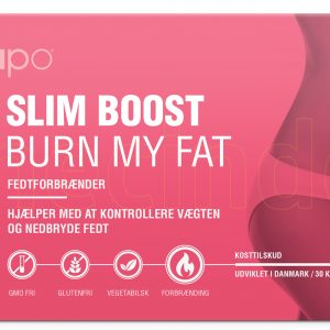 Nupo Slim Boost Burn My Fat - 30 Kapslar