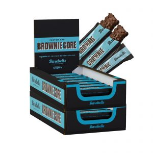 Proteinbars Brownie Core 36-pack - 50% rabatt