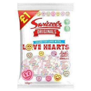 Swizzels Love Hearts 142g