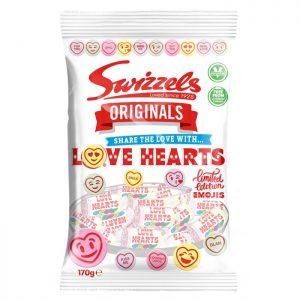 Swizzels Love Hearts 170g