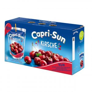 Capri-Sun Cherry 10x20cl