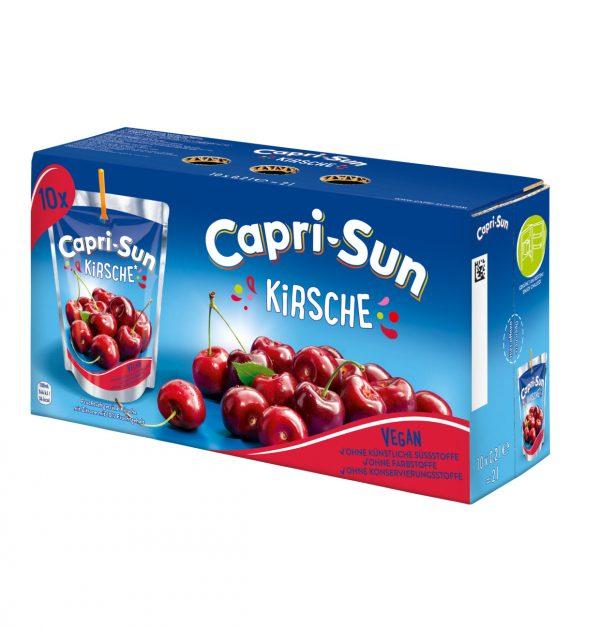 Capri-Sun Cherry 10x20cl