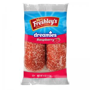 Freshleys Raspberry Dreamies Creme Cakes 113g