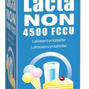 Lactanon 4500 FCCU 90 tabletter