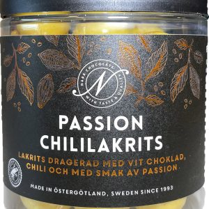 Narr Chocolate Chili Passionslakrits 150g