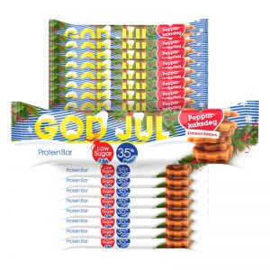 Proteinbar Pepparkaksdeg 15-pack - 65% rabatt