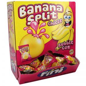 Tuggummi Bananasplit 200-pack - 48% rabatt