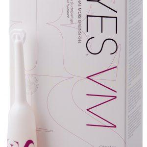 Yes Vaginal Fugtgiver 6 X 5 Ml Vandbaseret - 1 Förpackningar