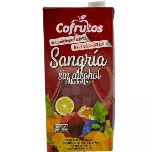 Alkoholfri Sangria - 34% rabatt