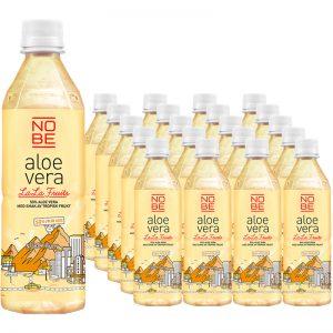 Aloe Vera LaLa Fruits (Tropisk) 20-pack - 75% rabatt