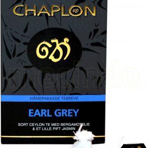 Chaplon Earl Grey Sort Te Ø - 15 Påsar