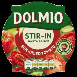 Dolmio Stir In Sundried Tomato Pasta Sauce 150g
