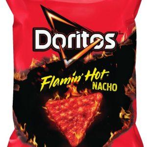 Doritos Flamin Hot Nacho 312g