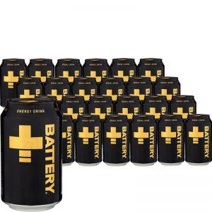 Energidryck 24-pack - 33% rabatt