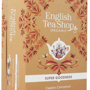 English Tea Shop Ceylon Cinnamon Te Ø - 20 Påsar