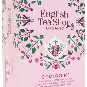 English Tea Shop Comfort Me Te Ø - 20 Påsar