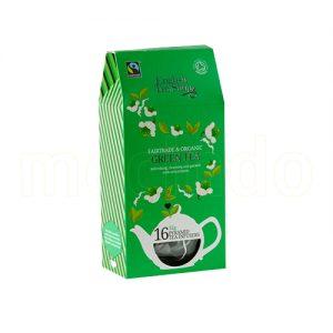 English Tea Shop Green Tea Ø - 16 Påsar