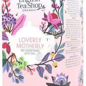 English Tea Shop Loverly Motherly Te Ø - 20 Påsar