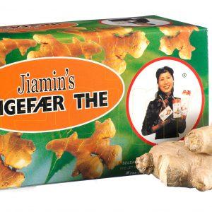 Jiamins Ingefärste - 24 Påsar