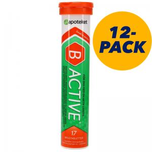 Kosttillskott B-Active 12-pack - 81% rabatt