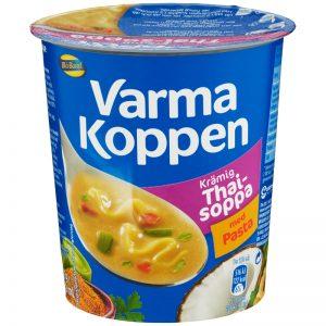 Krämig Thaisoppa Med Pasta - 29% rabatt