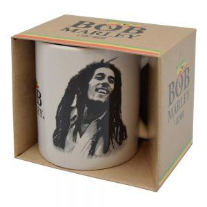 Mugg i Presentförpackning Bob Marley