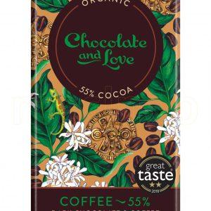 Chocolate and Love Coffee - 80 G
