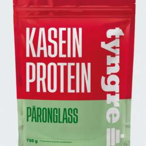 Tyngre Kasein Protein Päronglass 750g